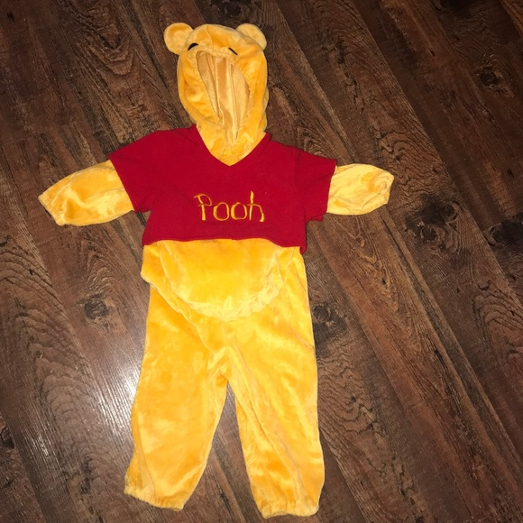 d52437b79d65 Disney Baby Other - Disney Baby Winnie the Pooh Costume Size 18 Months